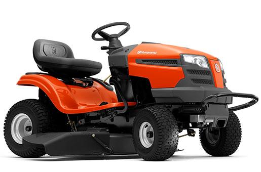 Tracteur de pelouse à éjection latérale TS 138 Husqvarna