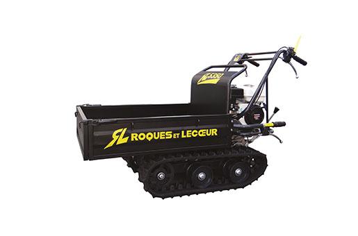 Transporteur à chenille RL 5350 Plateau H - Roques et Lecoeur